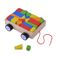 Educational intelligence toy wholesale building blocks for kids toys
