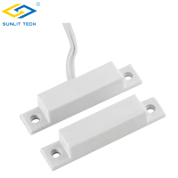 Door or Window Magnetic Reed Sensor Magnetic Contact With CE Certification