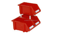 popular warehouse virgin pp plastic storage bins for small parts screws tools screw