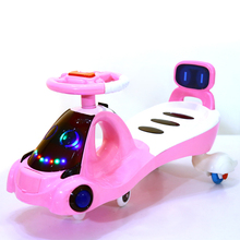 factory supply plastic material big kids ride on car