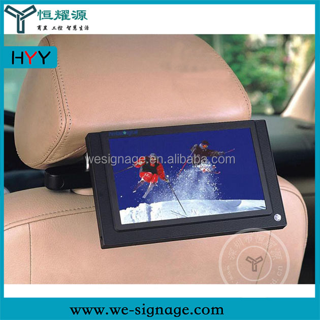 "2017 Wholesales High Quality Android Hd 10.1"" Taxi Internet Advertising Monitor"