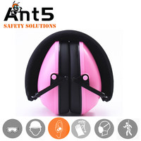 CE EN352-1 ANSI Industrial Safety Ear Muffs Hearing Protection Earmuffs