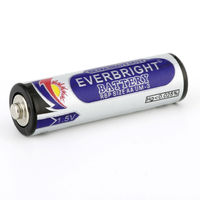 High capacity r6p aa um-3 1.5v silver chloride battery