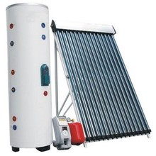 solar hot water heaters with copper pipe