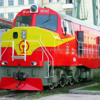 China Manufacture Railway Locomotive Of 120KM