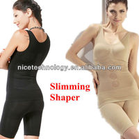 Far infrared Slimming Suit For Women Body Shaper Underwear