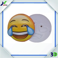 Hotsale Face Emoji Mask With Custom