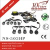 NSSC Factory price Universal car flexible led drl/ daytime running light with 2 years warranty