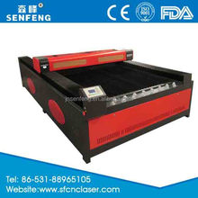 factory price 100w 15mm laser cutting machines mdf SF1326