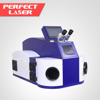 Good quality laser welding metal 200w/300w/400w yag laser welding machine used