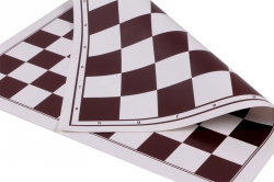 Vinyl Roll-Up Chess Board CHTX54