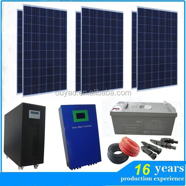 High Quality poly Solar Panel 250W,price per watt solar panels,cheap solar panels china for 10kw solar panel system