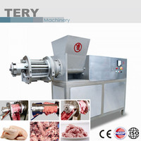 Automatic chicken deboner meat bone separator machine for frozen turkey