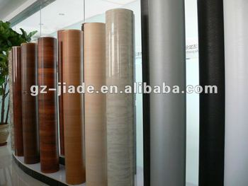 PVC Deco Sheet for Vacuum Membrane Press / Lamination / Wrapping