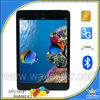 Latest 3g android tab 7.85inch tablet phone 1G ram android 4.2 tablet pc mtk 6589 1.2GHz