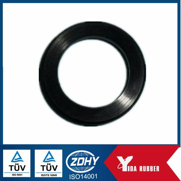 Factory supplied high pressure EPDM, Silicone flat NBR rubber gasket