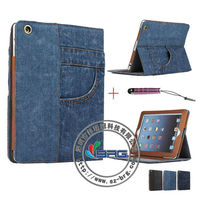 312 24h SALE!!! 2013 new arrival for ipad jean case,for cover ipad 5,apple ipad tablet