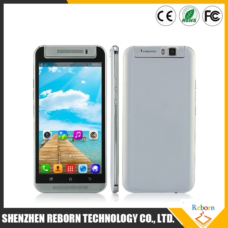 Wholesale Mobile Phone Jiake M7 Android 4.4 Cheap Dual Sim GPS Mobile Phone