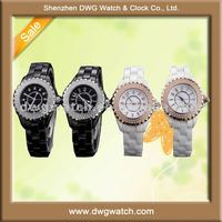 Elegant couple ceramic watch for lovers DWG-OW0001