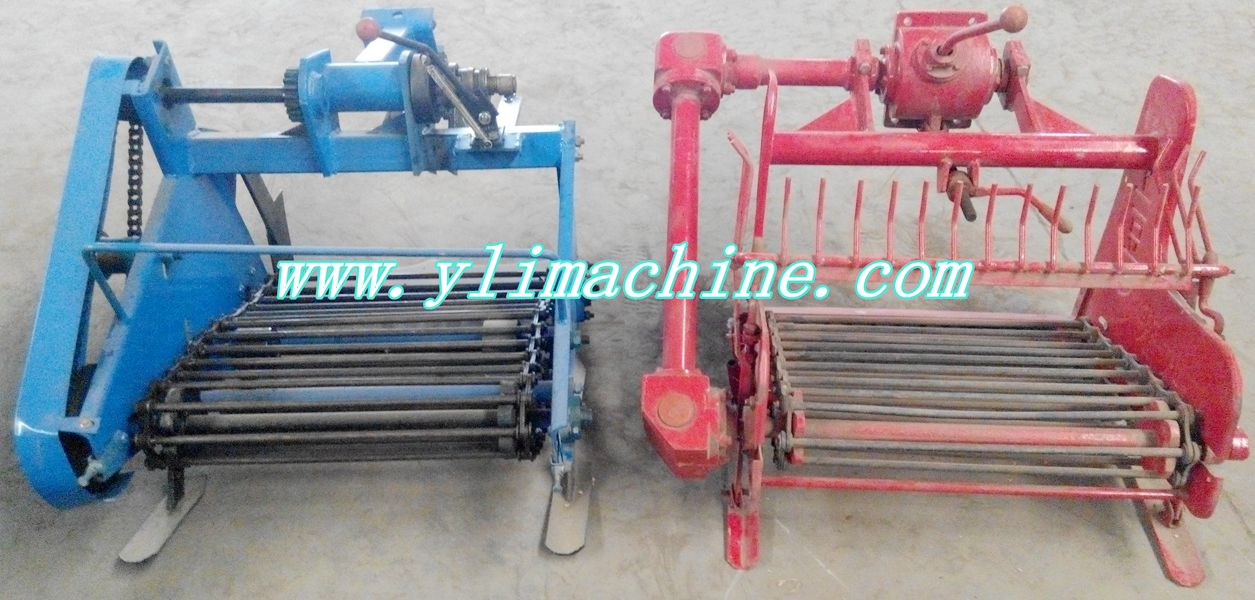 potato harvester combine, potato harvester for walking tractor