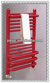 Pioneer Steel Round Tube towel rail for Bathroom heating