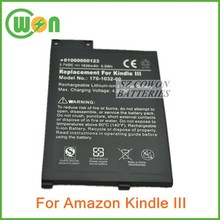 S11GTSF01A Tablet PC Replacement Battery for Amazon Kindle 3, 3 WIFI, III WiFi