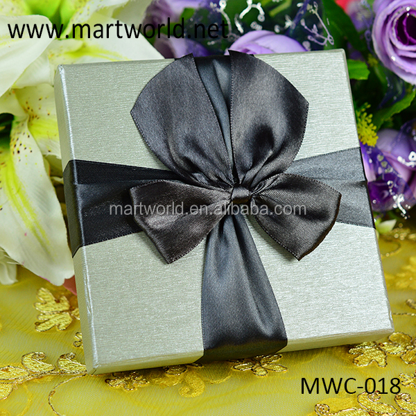 elegent square check wedding favor gift boxes,gift boxes for wedding ...