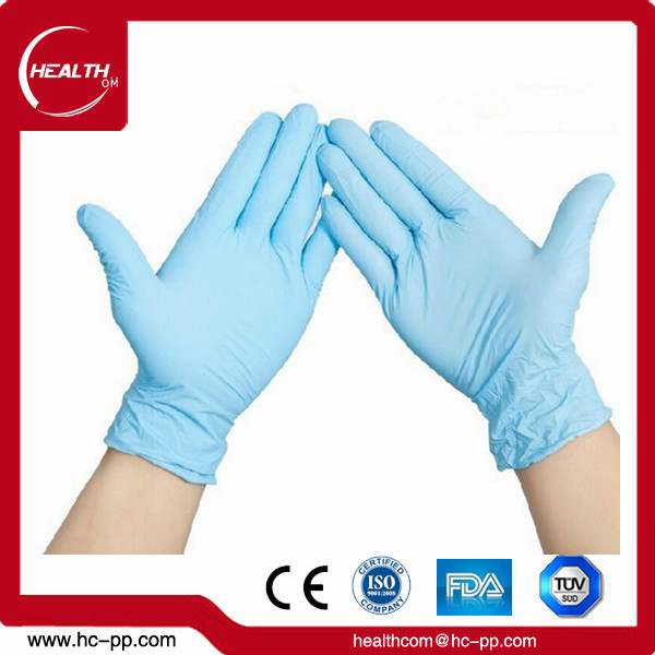 Disposable nitrile gloves wholesale mechanic safety glove