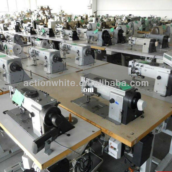 Used industrial sewing machines sale