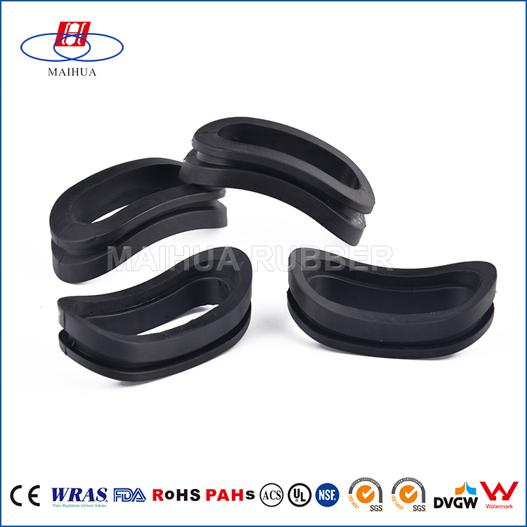UL approved EPDM Rubber Cable Gasket