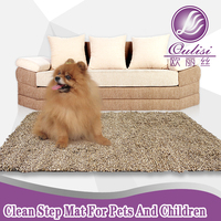 Cheap Washable Step Floor Mat For Pets And Children