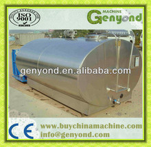 dairy milk cooling tanks with direct expansion refrigeration