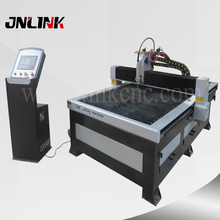 1325 heavy duty frame sawtooth table cnc plasma cutter for sale , Beijing Start Or starfire plasma cutting controller