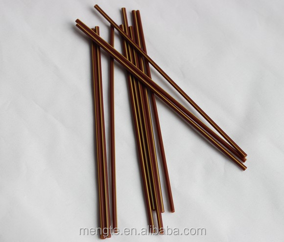 double hole plastic coffee stirrer/sticks