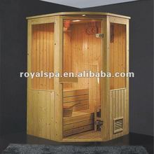 mini sauna room