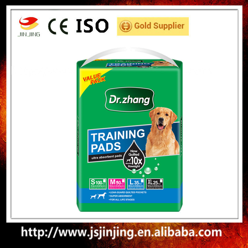 Disposable Puppy Training Puppy Pee Pads