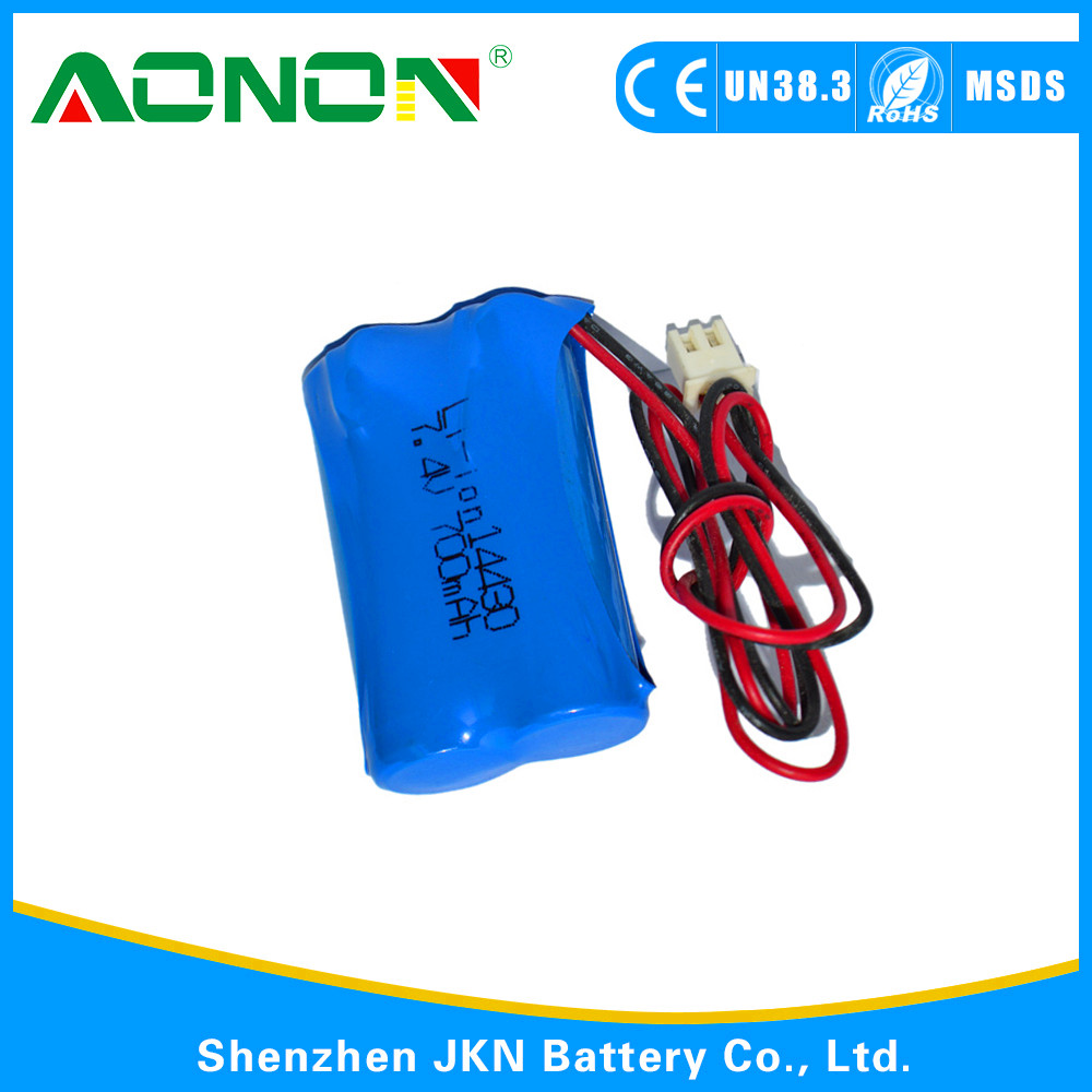 AONON Brand 7.4v Rechargeable Lithium Polymer Battery Pack