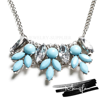 Good quality vintage style handmade statement necklace