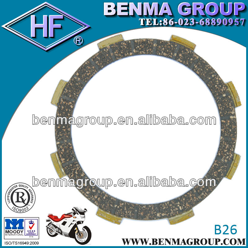 OEM Motorcycle TVS Clutch Plate, Top Quality Clutch Plate for TVS Motorcycle, China Famous Brand Clutch Plate for India!!!
