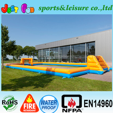 popular exciting inflatable soccer arena for sale