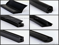 EPDM Automobile seal strip rubber seal