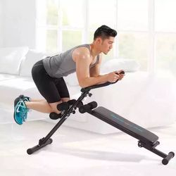 Universal Decline Bench, Sit Up Exercise Ab Crunch Board Workout Gym Equipment
