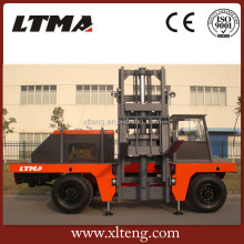 LTMA steel pipes handler side loader forklift truck