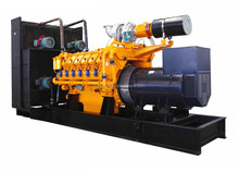 Generator set Gas Turbine Power Plant