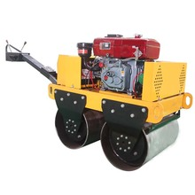 Diesel engine road roller walking type with high effiency