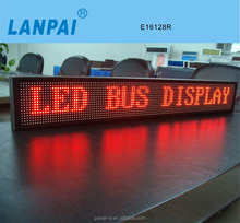 manufacture factory high quality Led light display taxi top advertising signs