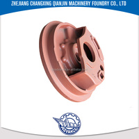 4644301302 HT250 Iron construction machinery die casting part