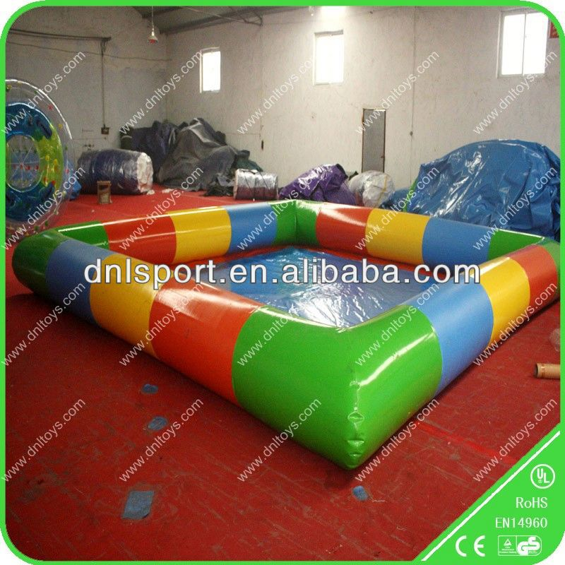 Inflatable swimming water pool /bubble winter inflatable pool covers