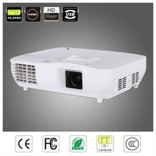 Amazing High end widescreen 3 led 3 lcd 16:9 multimedia home theater video professional projector full hd