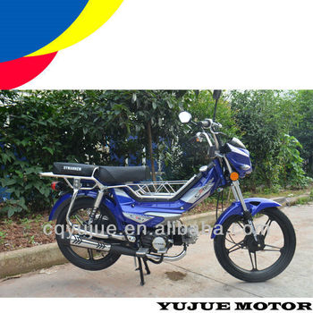 2014 New Gas Moped With Pedals Cheap 50cc Gas Moped Motorcycle